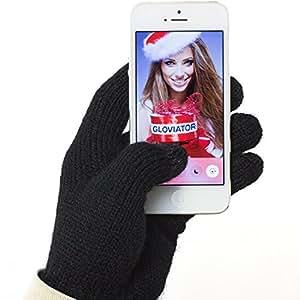 Original Gloviator® Touch Gloves fuer Touchscreen Smartphone Handschuhe - Handy Display