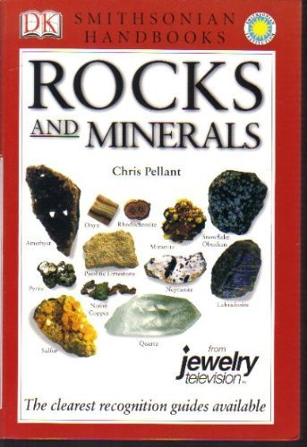 Rock and Minerals (Smithsonian Handbooks) by Chris Pellant (2008-05-03)