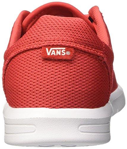 Rot Sneaker 1 Unisex cayenne Erwachsene mesh Iso Plus Vans 5 7FqZ6SSw