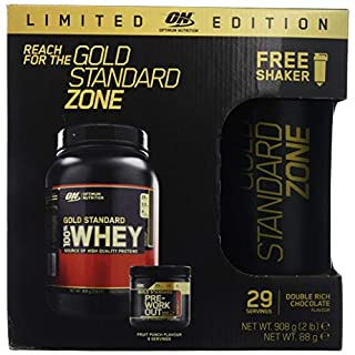 Gold Standard Zone Workout Pack