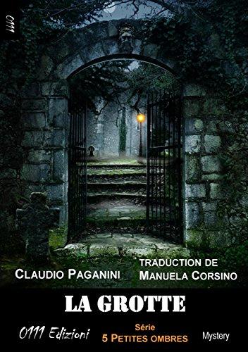 Couverture du livre La grotte (MiniZEd)