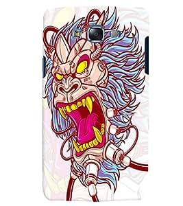 Citydreamz Lion/Wild/Animals/Jungle Hard Polycarbonate Designer Back Case Cover For Samsung Galaxy Grand Prime G530H/G531H