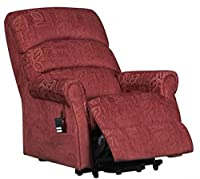 Augusta Dual Motor Riser Recliner Chair Rise and Recline Lift Armchair