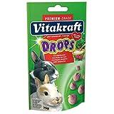 Vitakraft Rabbit Drops Wild Berry Drops Rabbit Treats Fast Postage