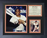 Legends Never Die Willie Mays New York Giants avec cadre photo collage, 11x 35,6cm