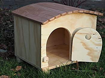 Blitzen Professionelle niches outdoor pour chats Gina Camping Overture WP taille XL pour extèrieurs Made in Italy 100%