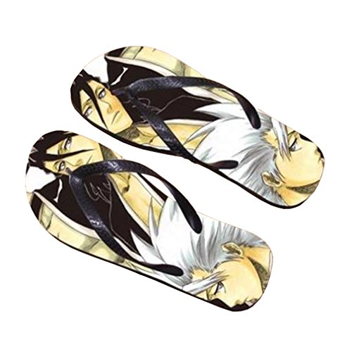 Bromeo Bleach Anime Unisexe Flip Flops Tongs 268