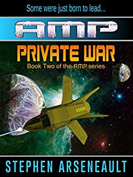 AMP Private War by [Arseneault, Stephen]