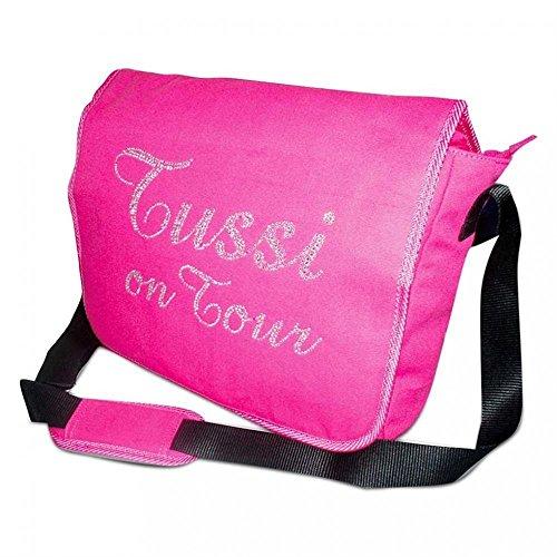 Tussi on Tour - Pink Messenger - Umhängetasche | Original lizensiert