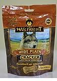 Wolfsblut Cracker Wide Plain High Energy getreidefreie Hundekekse mit 58% Pferdefleisch 225g
