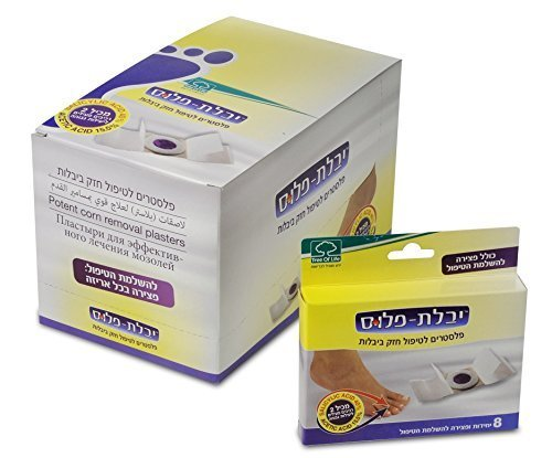 Warze Plus-selbstklebend Bandaid für Behandlung und Entfernen von Haut Warzen -
