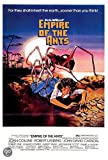 Empire Of The Ants [UNCUT] [IMPORT] by Robert Lansing, John David Carson, Albert Salmi, Jacqueline Scott, Pamela Susan Shoop, Tom Fadden, Robert Pine, Brooke Palance Joan Collins