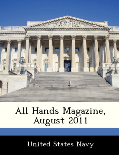 All Hands Magazine, August 2011