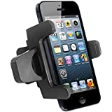 FoneM8® - Air Vent Car Holder For Samsung Galaxy S3, S3 Mini, S4, S4, S4 Mini Works With Or Without Case
