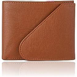 Accezory Stylish Black Wallet For Men