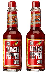 Cantina Tabasco Red Pepper Sauce - 60 ml(Pack of 2)