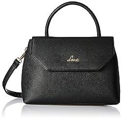 Lavie Warung Womens Handbag (Black)