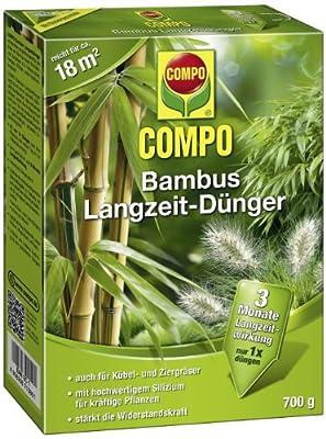 Compo 21586 Bambus Langzeit Dünger 700 g von Compo auf Du und dein Garten