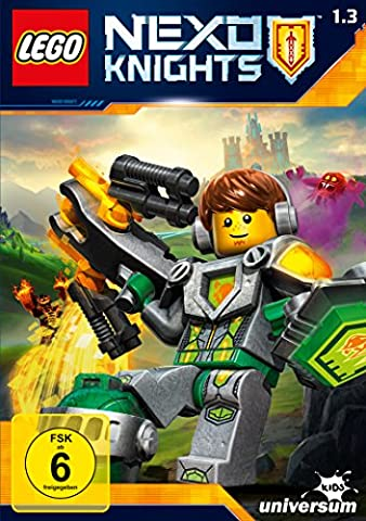 Lego Nexo Knights 1.3