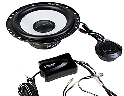 Vibe Audio Pulse Series 6C Car 6.5