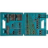 Makita b-49373brocas y puntas, 18V, Azul, juego de 75piezas