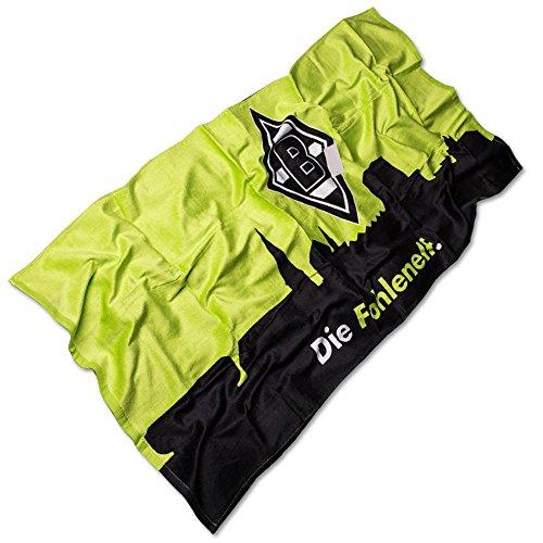 M-3XL Unbekannt VFL Borussia M/önchengladbach Bademantel Raute Unisex Gr