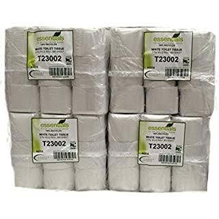 Toilet Tissue 2 Ply 144 Rolls 320 Sheets Per Roll Business Package