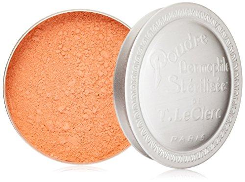 T. LeClerc Loose Powder, Chair Ambrée 07, 25 g -
