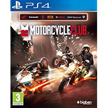 Bigben Interactive Motorcycle Club Basic PlayStation 4 video game - Video Games (PlayStation 4, Racing, Multiplayer mode, E (Everyone), Physical media)