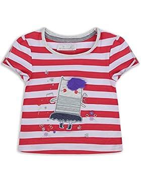 The Essential One - Bebé Infantil Niñas Camiseta Punto - Rosa - EOT299