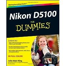 [ NIKON D3100 FOR DUMMIES ] by King, Julie Adair ( Author ) [ Jan- 25-2011 ] [ Paperback ]