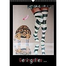Geringeltes ... (Posterbuch DIN A4 hoch): Gemalt. Lustig. Muster. (Posterbuch, 14 Seiten) (CALVENDO Kunst) [Taschenbuch] [Feb 01, 2013] Lautenschläger, Yvonne