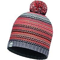 Buff Kinder Junior Knitted und Polar Mütze