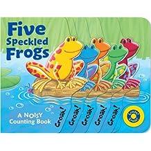 Five Speckled Frogs by Debbie Tarbett (2007-08-02)