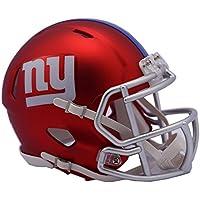 Riddell NFL NEW YORK GIANTS Blaze Alternate Speed Mini Helmet