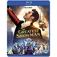 The Greatest Showman [Blu-ray + Digital Download] Movie Plus Sing-along