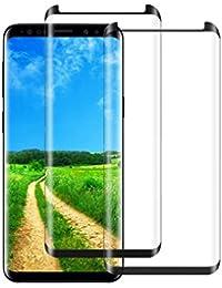 Galaxy S9 Hülle, Galaxy S9 Plus Hülle Mirror Case Spiegel Handyhülle PU Leder Flip Case Cover Handy Schutz Echtleder Tasche Etui Lederhülle Schutzhülle für Galaxy S9