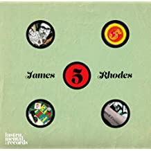 James Rhodes: Five by James Rhodes (2014-07-08)
