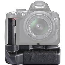 Neewer® EN-EL9 Vertical Apretón, Empuñadura de batería Compatible para Nikon D40/D40x/D60/D3000 DSLR Cámaras