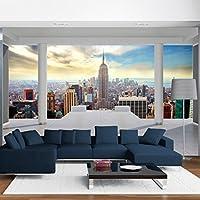 murando - Fotomural 100x70 cm - Papel tejido-no tejido - Papel pintado - ciudad New York Arquitectura 10110904-35