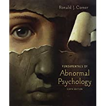 Fundamentals of Abnormal Psychology & PsychPortal by Ronald J. Comer (2010-05-15)