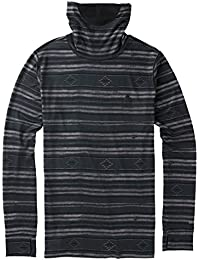Ski Underwear Men Burton Midweight Long Neck Tech Tee LS