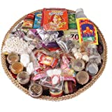 IPP Complete Puja Thali For Diwali Set 36 Items (29.4 Cm X 11.62 Cm X 11.62 Cm)