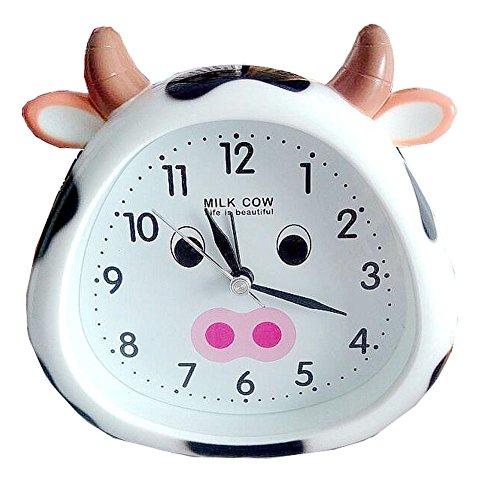 Wake Up Wecker Kinder Geschenke Cute Milch Kuh