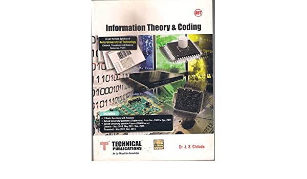 Chitode coding pdf by and theory information