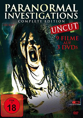 Paranormal Investigations Complete Edition [3 DVDs]