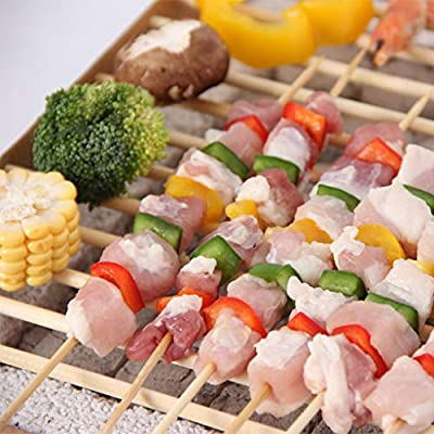 Xinhe Einweggrill Kleiner Rauchfreier Holzkohlegrill Outdoor Home Indoor Erhältlich 5St