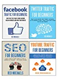 FREE ONLINE TRAFFIC (4 in 1 Bundle): FACEBOOK - TWITTER - SEO - YOUTUBE (English Edition)
