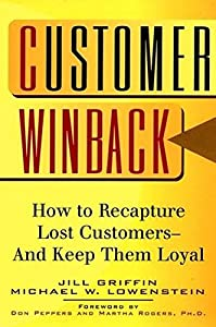 Amazon Fr Customer Winback How To Recapture Lost