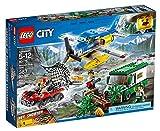 LEGO City Polizei 60175 Überfall auf dem Gebirgsfluss
